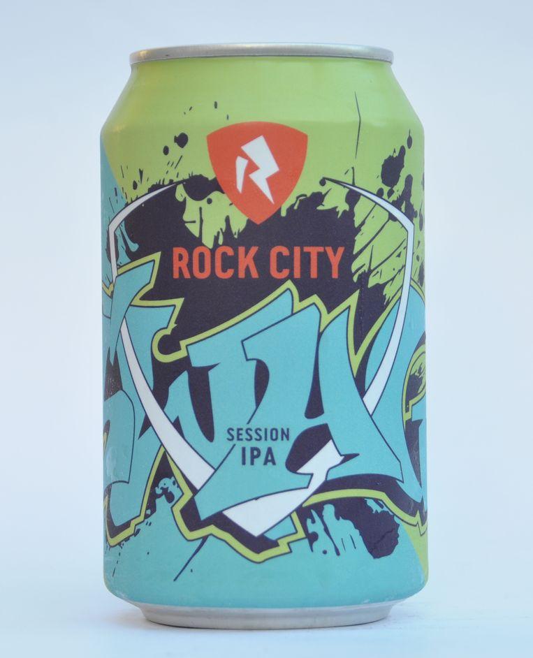 Rock City Swag. Beeld