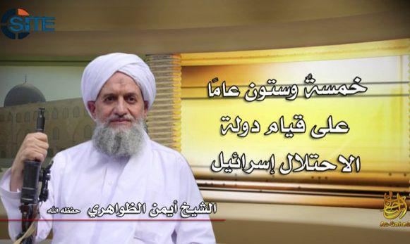 Al-Qaida leider Ayman al-Zawahiri