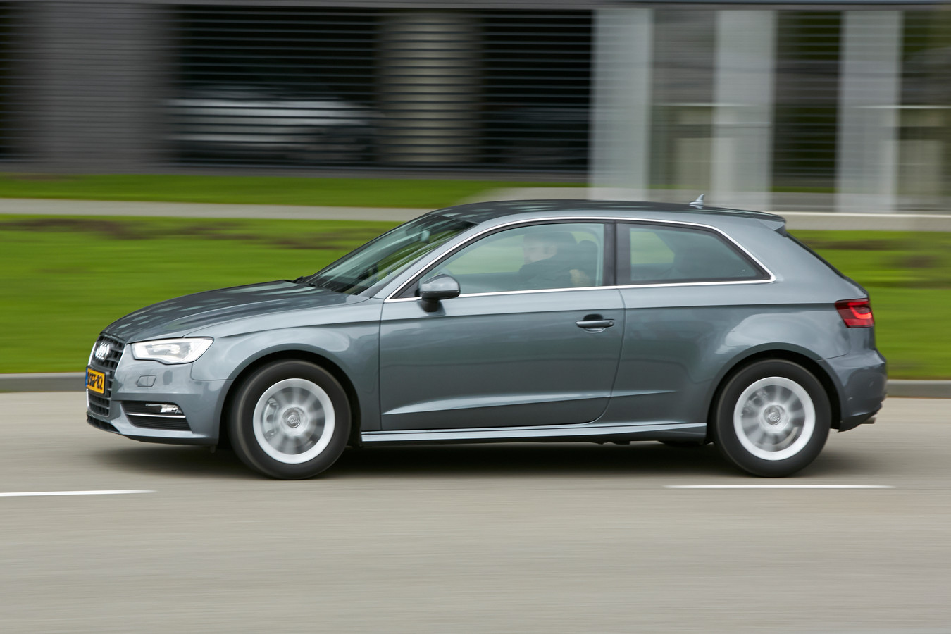 Een Audi A3. Foto ter illustratie.