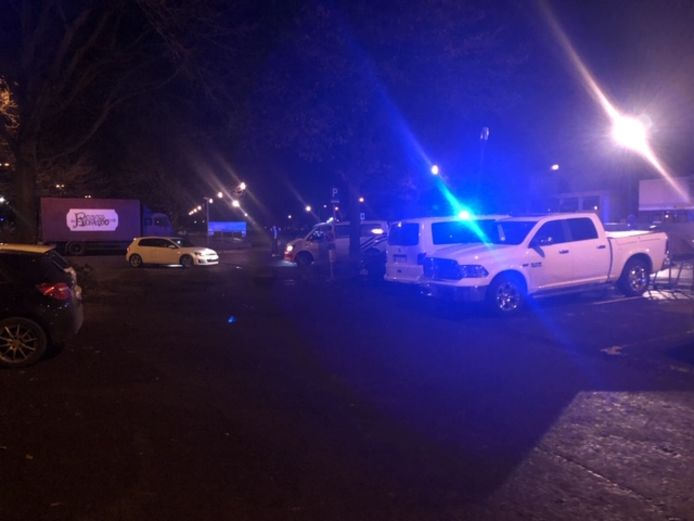 La police aux trousses des évadés
