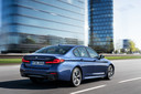 De BMW 5-Serie sedan als 530e xDrive