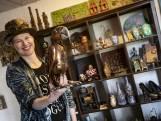 Janssen en Jansen maken steampunk-kunst in Hengelo