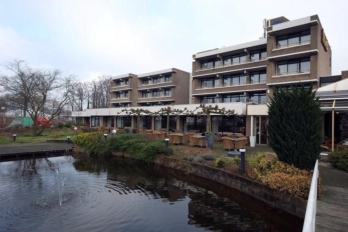 Hotel Frerikshof in Winterswijk.