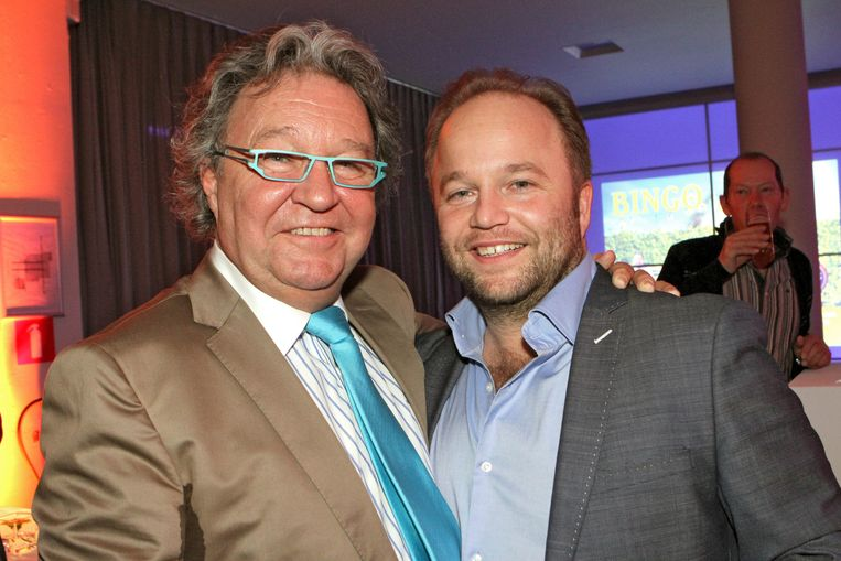Ruud en Sven De Ridder