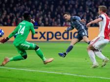 LIVE | Ajax heeft minimaal twee goals nodig voor groepswinst in CL