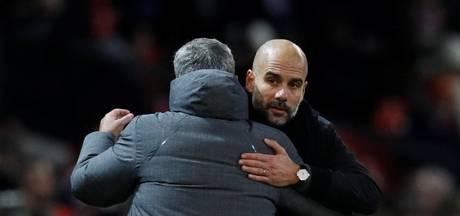 Guardiola: 'Wat willen mensen dan? Dat we derbywinst niet vieren?'