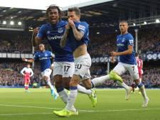 Ploeterend Everton boekt zeer welkom succesje