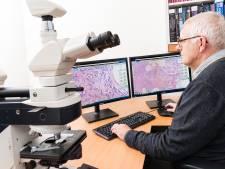Kanker wordt voortaan digitaal opgespoord in Eindhoven en niet onder de microscoop