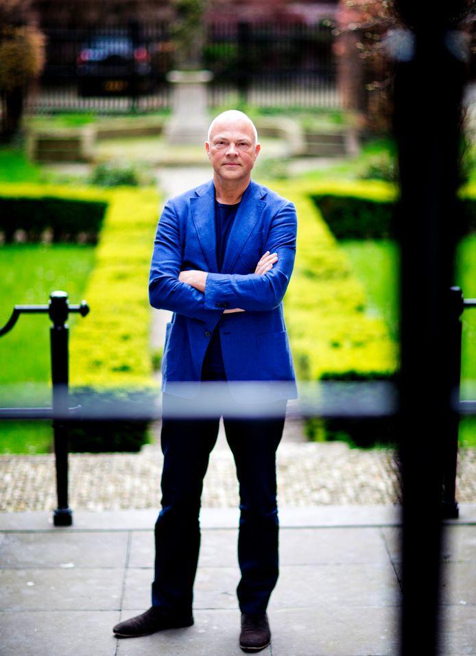 Berno Strootman, landschapsarchitect en Rijksadviseur voor de Fysieke Leefomgeving.