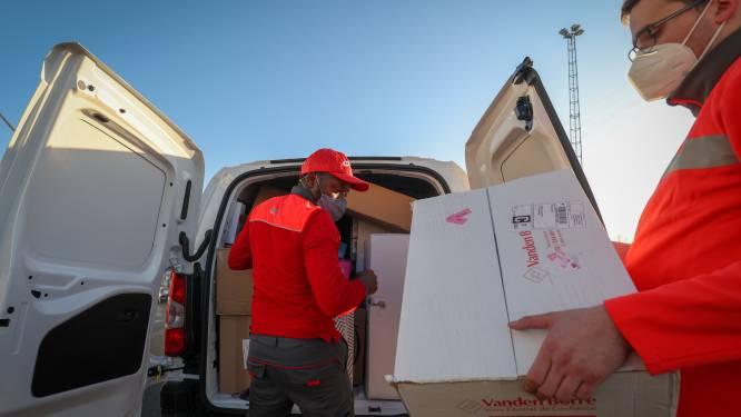 Gentenaars bestellen momenteel 20.000 pakjes per dag: stad denkt na over oplossingen