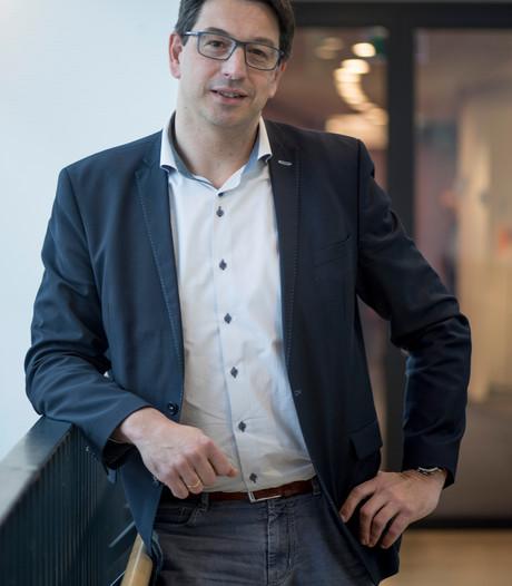 Bert Tijhof lijsttrekker ChristenUnie in Rijssen-Holten