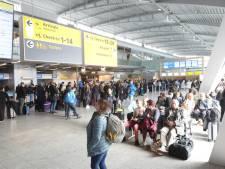 Nog hele dag vertraging op Eindhoven Airport na ochtend met dichte mist