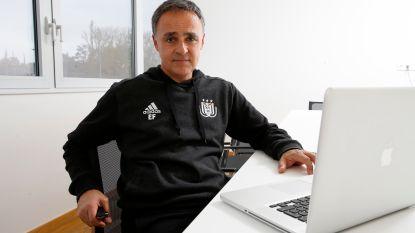 """Emilio Ferrera waakt over de toekomst van paars-wit: """"Toeval speelt een grote rol in het voetbal"""""""