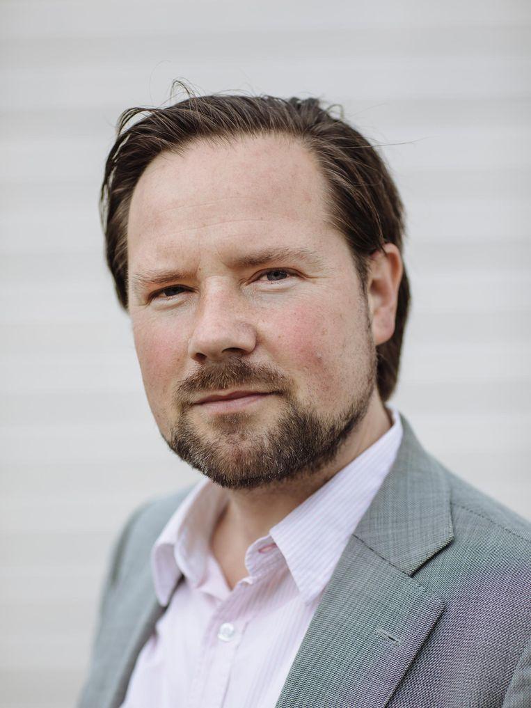 Diederik Boomsma Beeld Marc Driessen