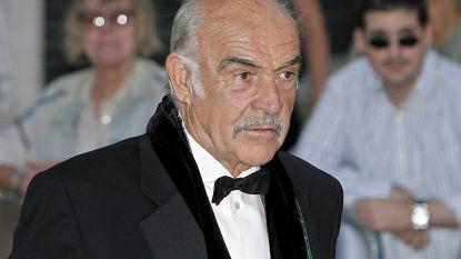 Zo vierde hij zijn 89ste verjaardag: zeldzame foto van Sean Connery opgedoken