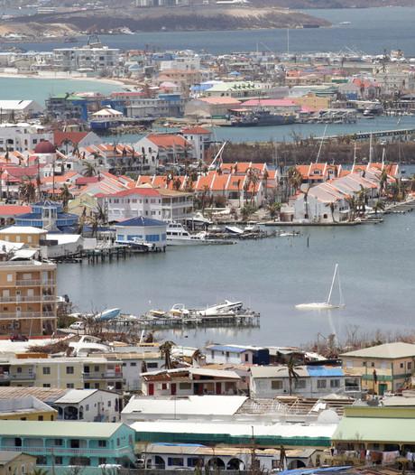 Kabinet werkt aan hulpfonds met 'groot geld' voor Sint-Maarten