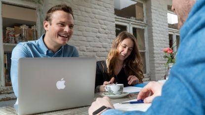 """Antwerps eventbureau start op ondanks coronacrisis: """"Met REBOOT hebben we het over een digitale boeg gegooid"""""""