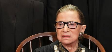 Progressieve Amerikaanse opperrechter en voorvechter vrouwenrechten Bader Ginsburg (87) overleden