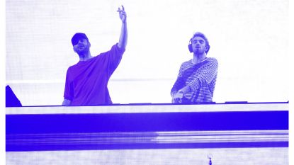 Dit was The Chainsmokers @ Lotto Arena