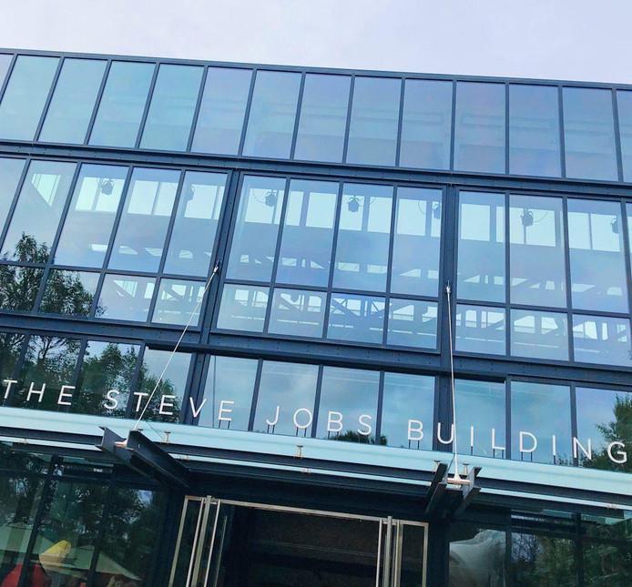 Le building principal du quartier central de Pixar porte le nom de Steve Jobs qui avait une idée très précise de ce à quoi devait ressembler la société idéale.