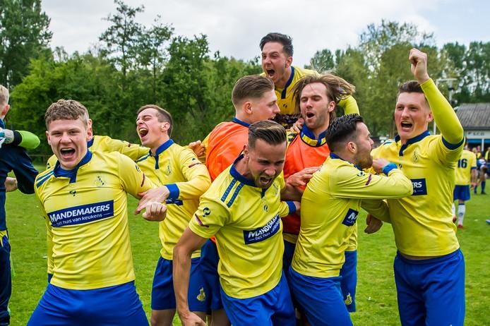 DESK kampioen seizoen 2018-2019