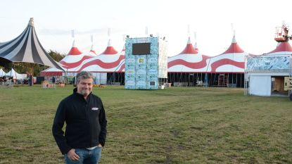 """Festivaltent Crammerock opnieuw maatje groter: """"Elke editie comfort nog wat verbeteren"""""""