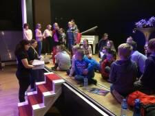 Repetities voor jongerenmusical in volle gang