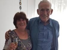 Cor (81) viel voor Agnes' (81) rode haar, nu zijn ze 60 jaar getrouwd