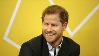 Prins Harry gaat even aan de slag bij de BBC