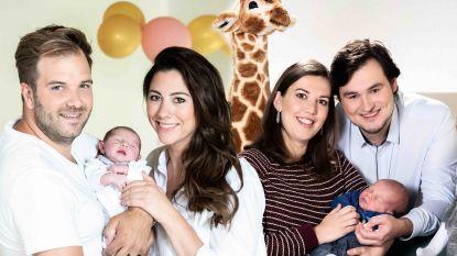 Zwangerschapsaankondigingen en eerste kreetjes: deze sterren zorgden voor een vruchtbaar 2018