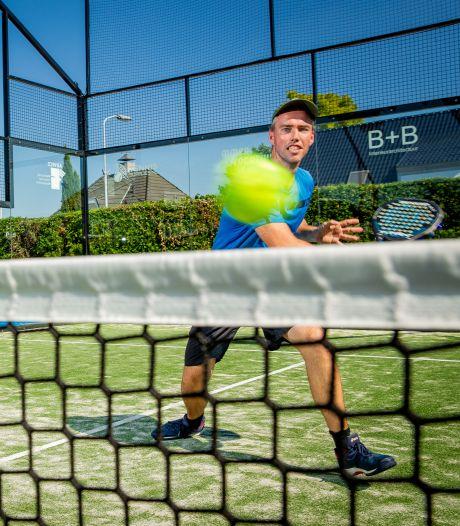 Racketsport padel groeit razendsnel: Dukenburg Smash overweegt uitbreiding