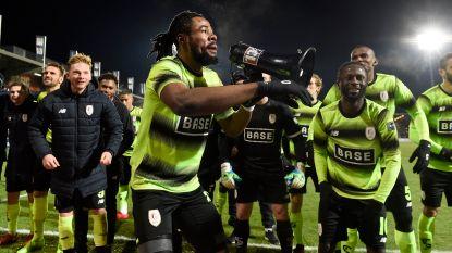 Standard treft winnaar Club - Charleroi in halve finale Beker