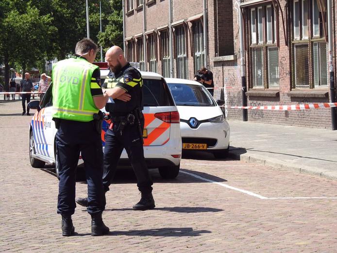 Steekpartij in Gagelstraat in Eindhoven.