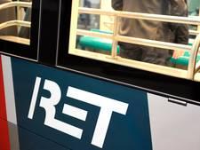 RET baalt van bekladde metro's