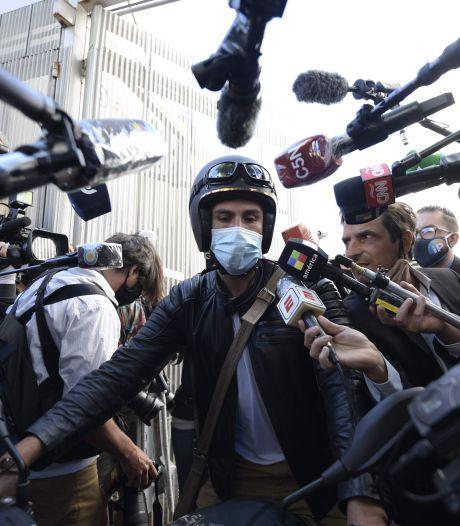 Argentijnse media: huiszoeking bij aangeklaagde lijfarts Maradona