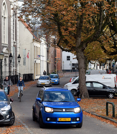 Autoluwe binnenstad in Amersfoort wordt een obstakel voor gehandicapte