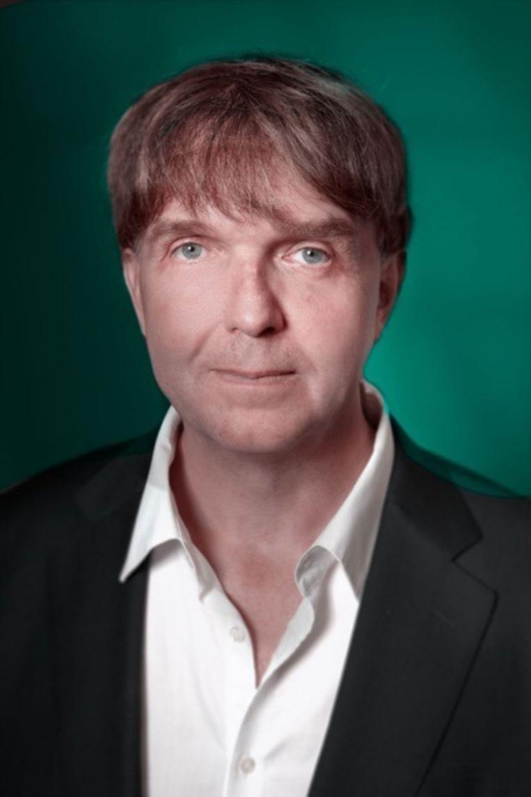 Willem Jeths: `Ik zal ook muzikaal reageren op belangrijke gebeurtenissen.' Beeld Koen Hauser