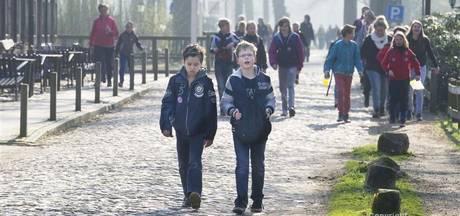 Midvastenloop in NO-Twente met 1487 wandelaars groot succes