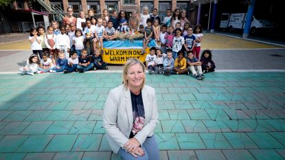 """Eerste schooldag voor nieuwe directrice basisschool 't Pleintje: """"Focus op welbevinden, zodat iedereen zich goed voelt op school"""""""