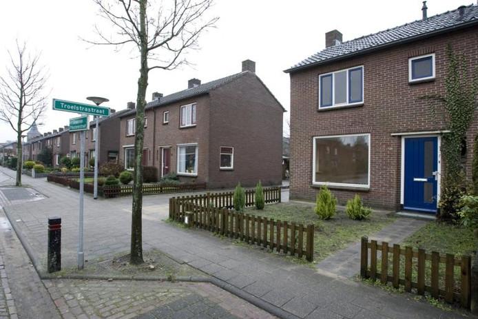 Huurhuizen van ProWonen aan de Groen van Prinstererstraat in Zelhem. Foto ter illustratie.
