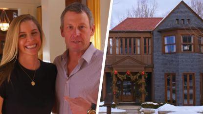Na dopingsaga en verlies van pak geld: in deze villa van ruim acht miljoen euro woont Lance Armstrong