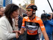 Hoogerland fietst op één dag 440 kilometer langs Nederlandse kust