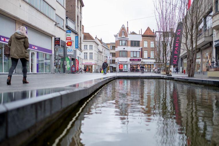 Mechelen mocht onlangs nog voor de herinrichting van de winkelboulevard de Bruul de Prijs Publieke Ruimte 2018 in ontvangst nemen.