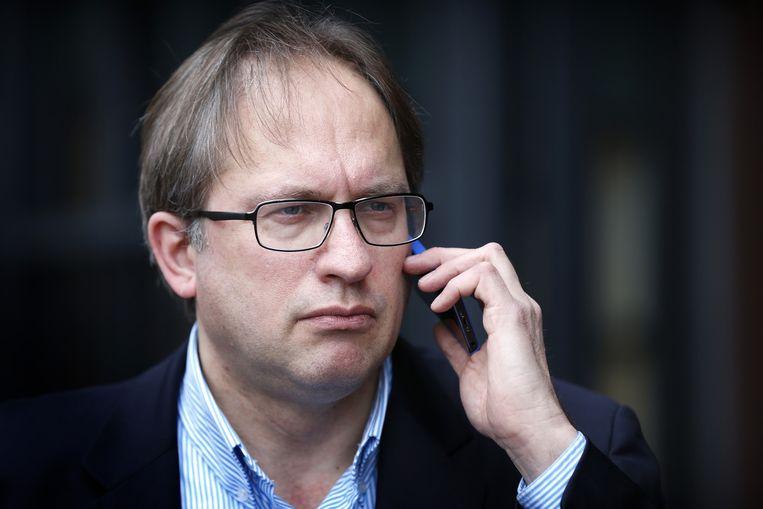 Advocaat Bart Stapert. Beeld anp