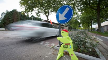 65 kilometer per uur in schoolomgeving