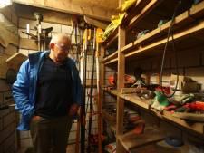 Specht-vrijwilligers Handel dupe van inbraak: 'Ze hebben alleen kwaliteitsmateriaal meegenomen'