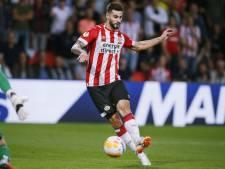Pereiro voelt vertrouwen van Van Bommel en geniet in het Philips Stadion