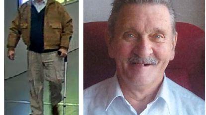 Vermiste Frederik Maes(73) levend en wel teruggevonden