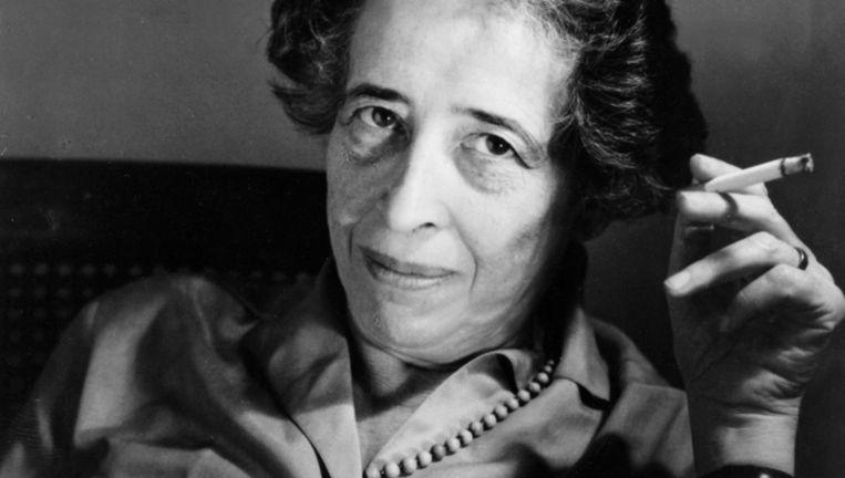 Hannah Arendt Beeld Rue des Archives/Hollandse Hoogte