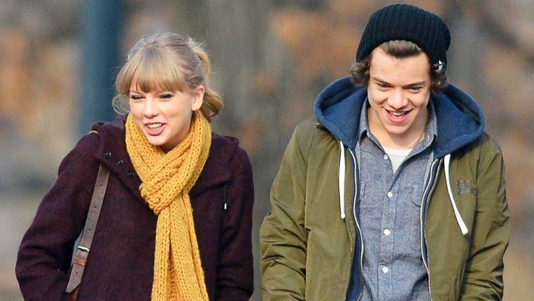 Swift en Styles in december 2012.